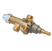 supply gas heater valves with