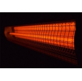 Eletric quartz lamp infrared heater
