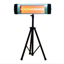 Electric infrared lamp heater free