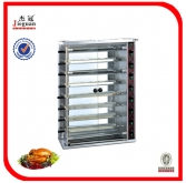 Gas Chicken Rotisseries equipment 8
