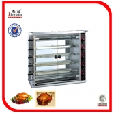 Gas Chicken Rotisseries equipment 5