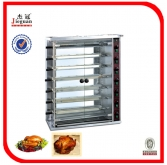 Gas Chicken Rotisseries equipment 7