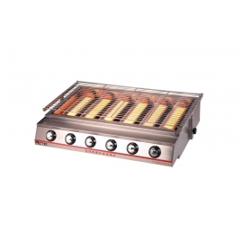 stainless steel bbq infrared gas