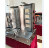High quality infrared radiant shawarma